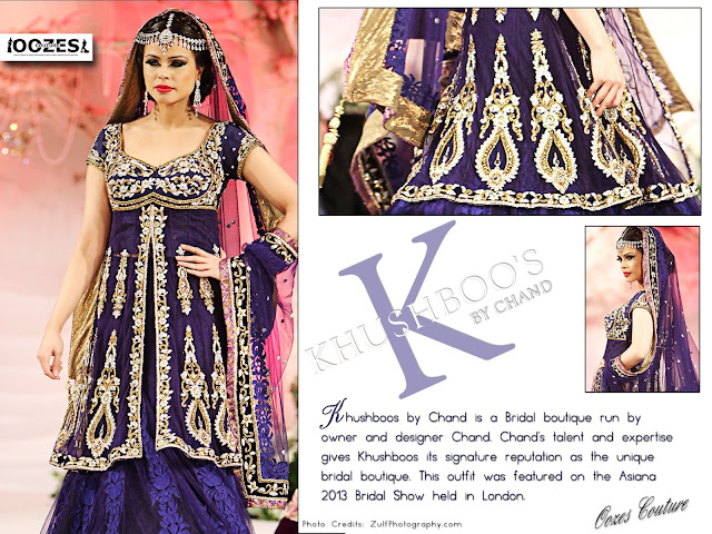 Khushboos Article Oozescouture