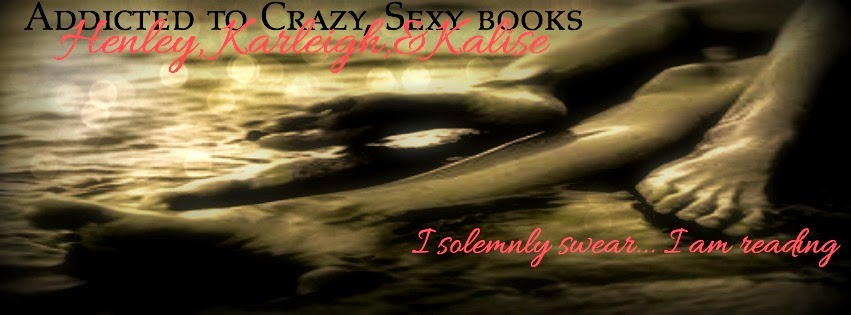 Addicted to crazy, sexy books