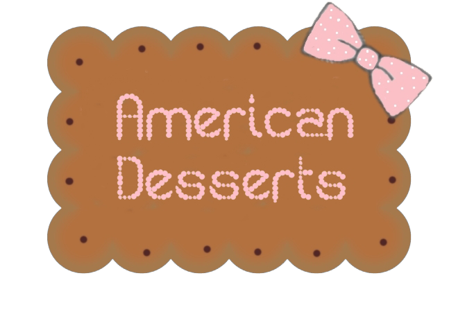 american desserts