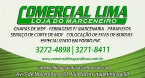 COMERCIAL LIMA A LOJA DO MARCENEIRO