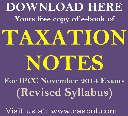 taxation-notes-for-IPCC-November-2014