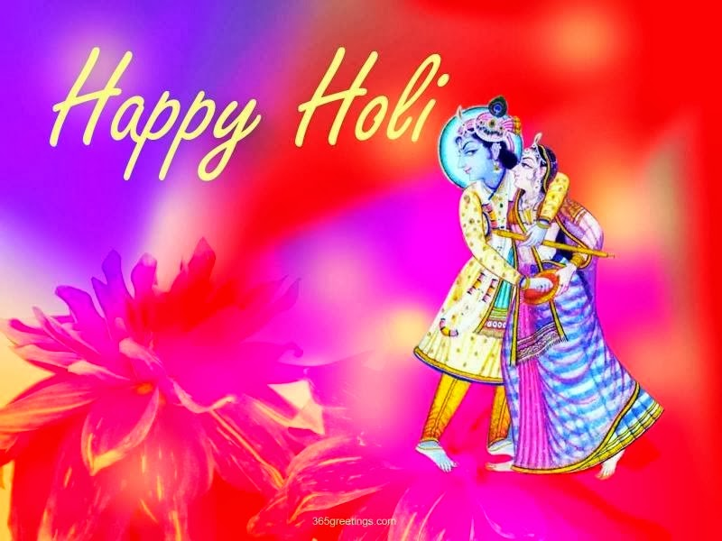 Best & New Happy Holi 2014 Quotes  n Greetings