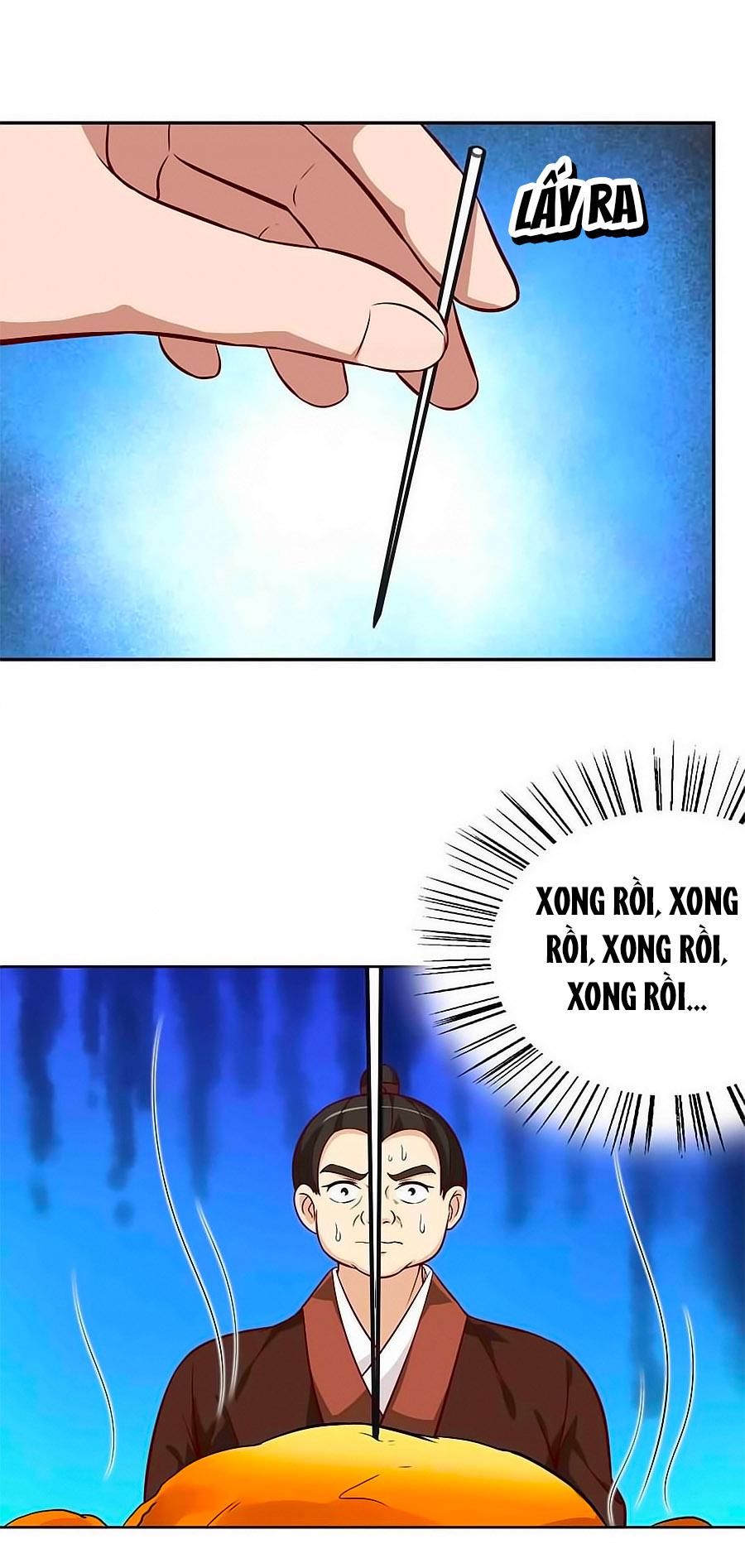 Kiêu Ngạo Vương Gia Chủng Điền Phi chap 13 - Trang 3