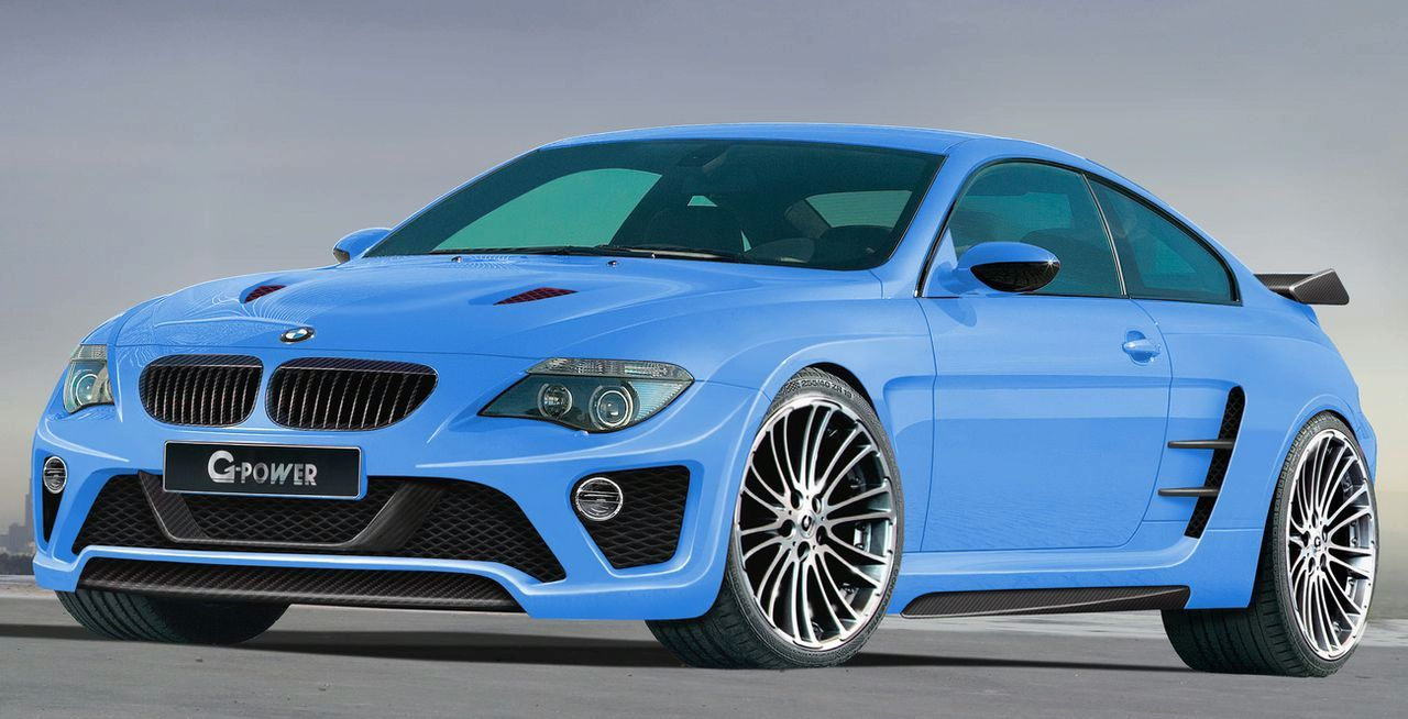 Most Expensive Cars G Power Bmw M6 Hurricane Rr