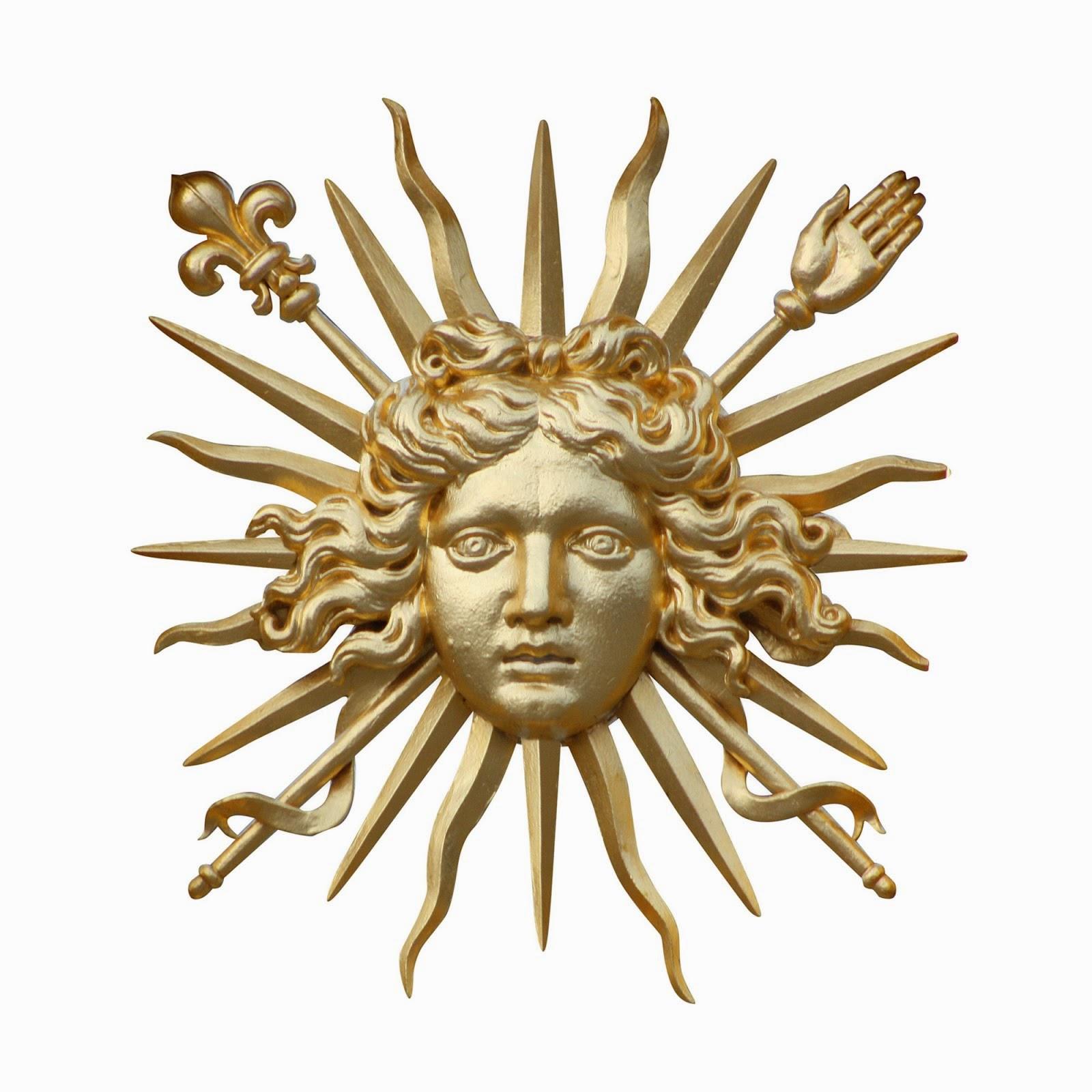 Le Roi-Soleil: tout un symbole!