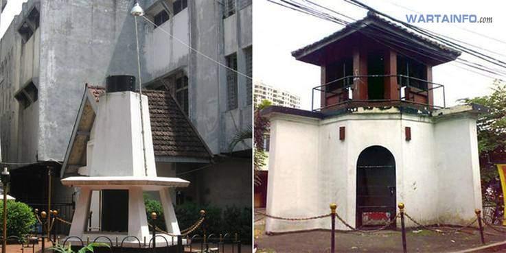 Foto gambar Penjara Banceuy Tempat Presiden Soekarno di tahan