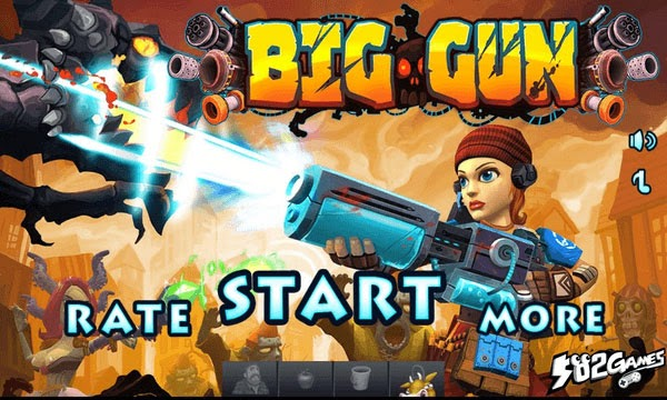 Screenshot Big Gun Android
