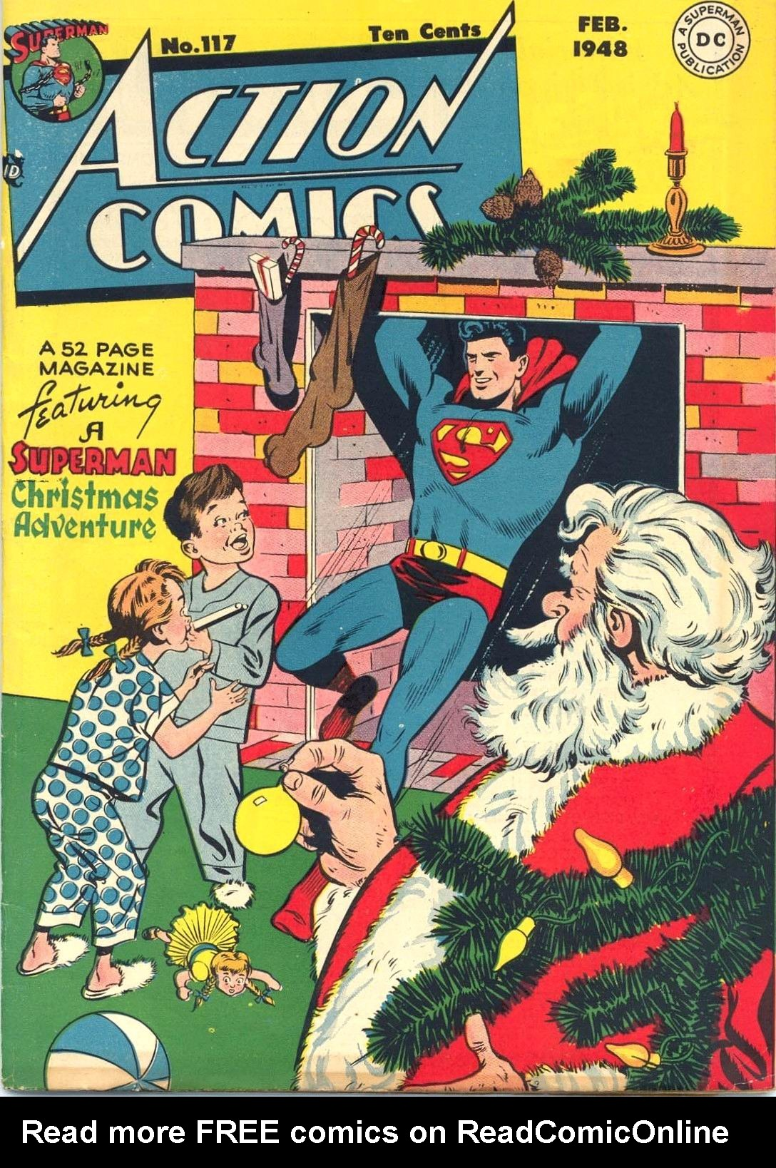 Action Comics (1938) 117 Page 1