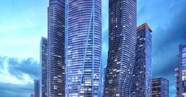 modern architecture skyscrapers. Modern Architecture In Toronto; One Yonge Skyscrapers | Architectural Drawing Awesome S