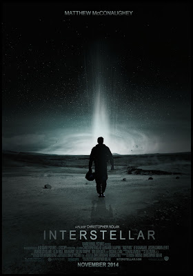 Chris Nolan's Interstellar New Poster
