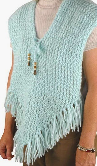 Knifty Knitter Poncho