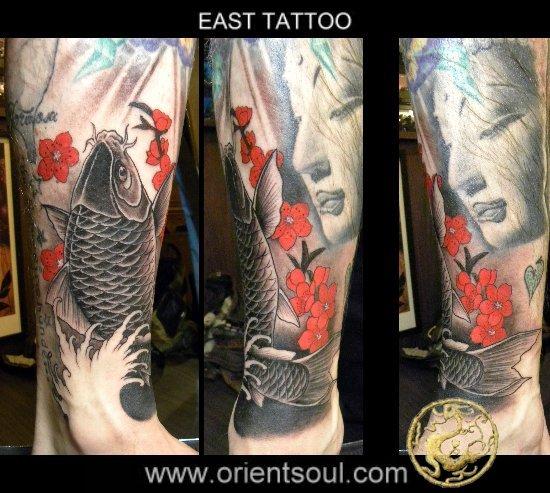 EAST TATTOO TAIWAN (Tattoo studio)   UNDERGROUNDVIDA!!