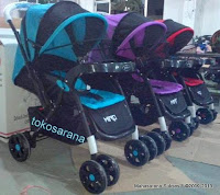 Kereta Bayi Pliko BS507 Miro