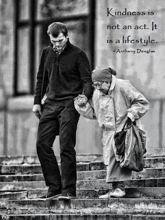 Helping others is what life is all about!