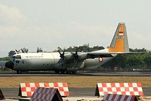 Sekilas Tentang Pesawat C-130 Hercules