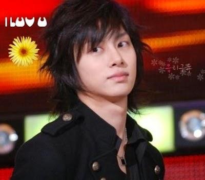 Biodata Kim Heechul Super Junior