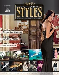 Luxury Styles magazine
