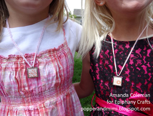 Personalized charm necklaces | popperandmimi.com