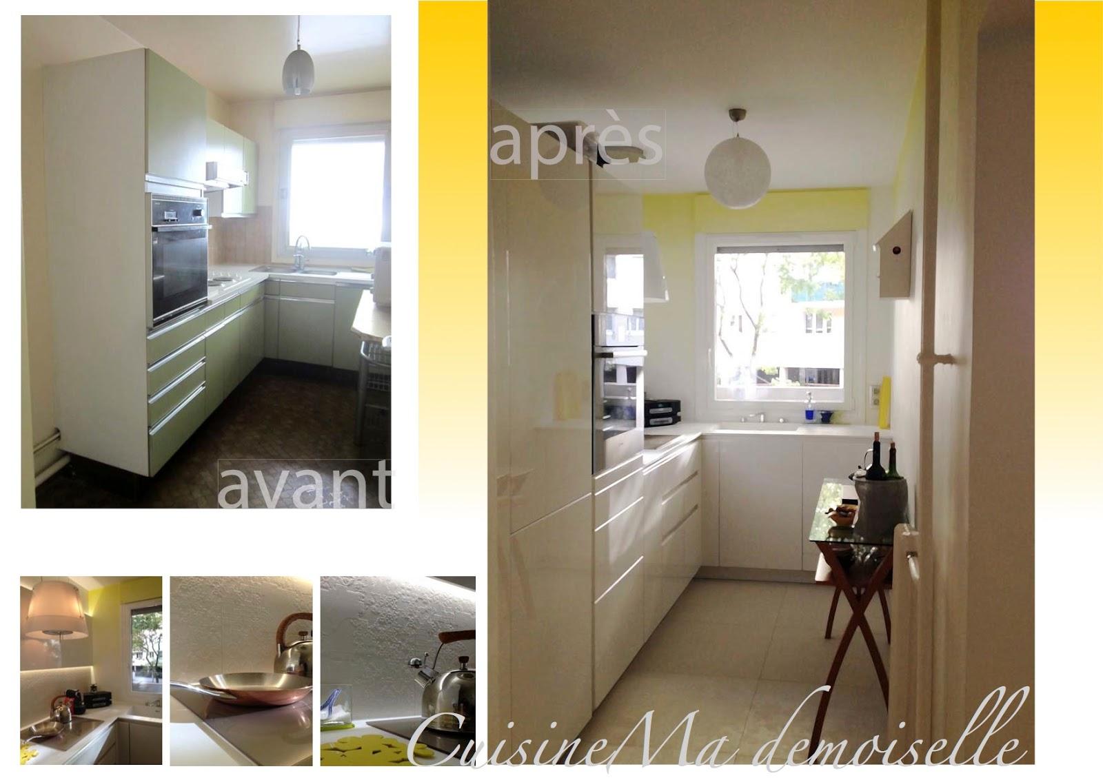 avant apr s cuisine un lever de soleil pour le petit d jeuner maison d 39 avril devient. Black Bedroom Furniture Sets. Home Design Ideas