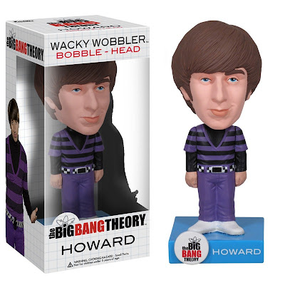 The Big Bang Theory Bobble Heads by Funko - Howard Wolowitz