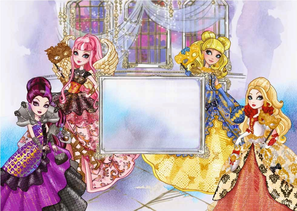 Ever After High-Pretty