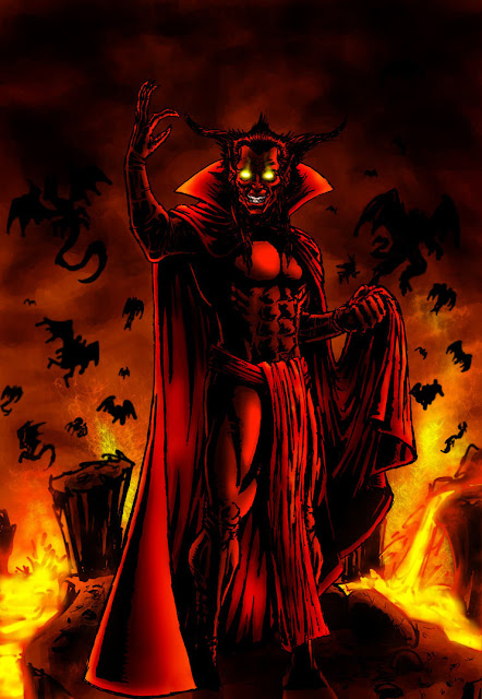 Mephisto (Marvel Comics) Character Review - 1