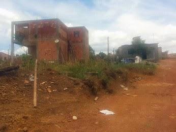 Morro da Cruz: 16 pessoas são presas por grilagem de terra.