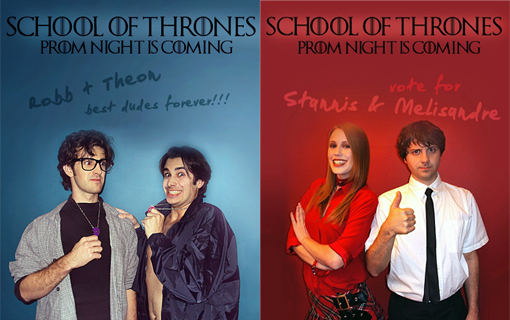 School of Thrones Game of Thrones GOT Juego de Tronos Webserie Parodia Parody