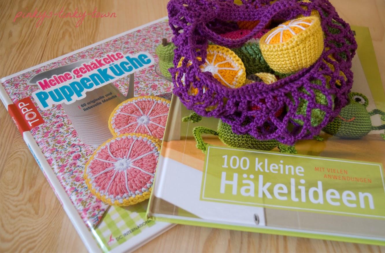 Pinkys Tinky Town Crochet Obst Für Den Kaufladen 1