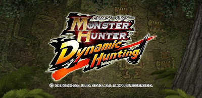 Monster Hunter Dynamic Hunting .APK 1.00.00 Android [Full] [Gratis]