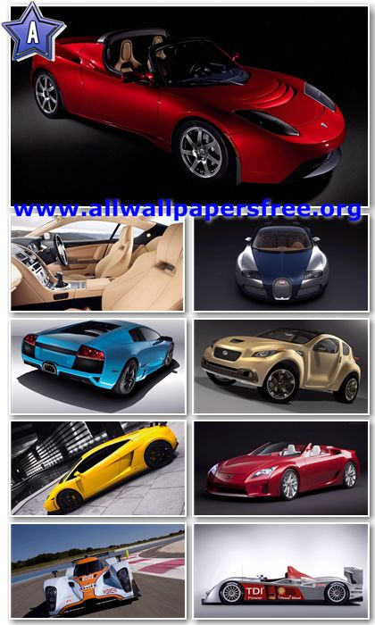 100 Impressive Cars HD Wallpapers 1366 X 768 [Set 17]