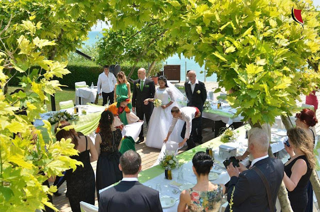 сватбено тържество в Балчик