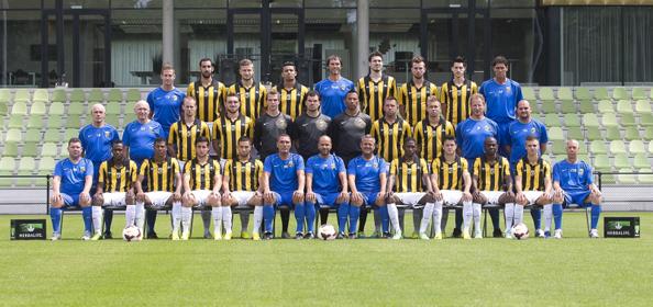 Daftar Pemain (Skuad) Vitesse Arnhem 2013/2014