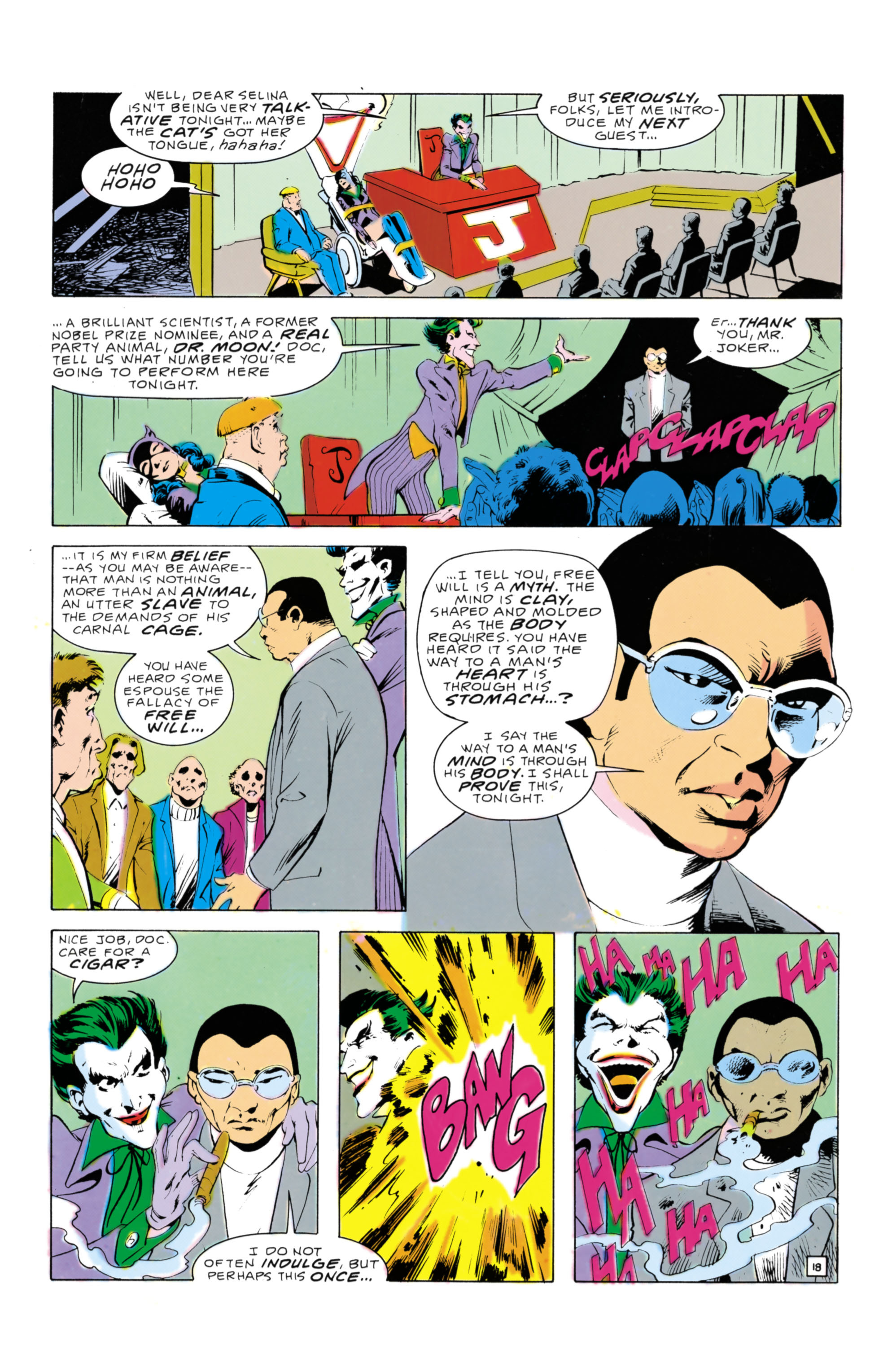 Detective Comics (1937) Issue #569 Page 19