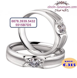 cincin tunangan couple no 315