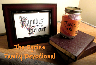 The Ogrins Family Devotional
