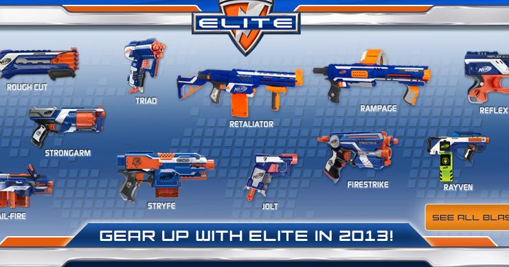 the nerf n strike elite complete arsenal nerf gun war