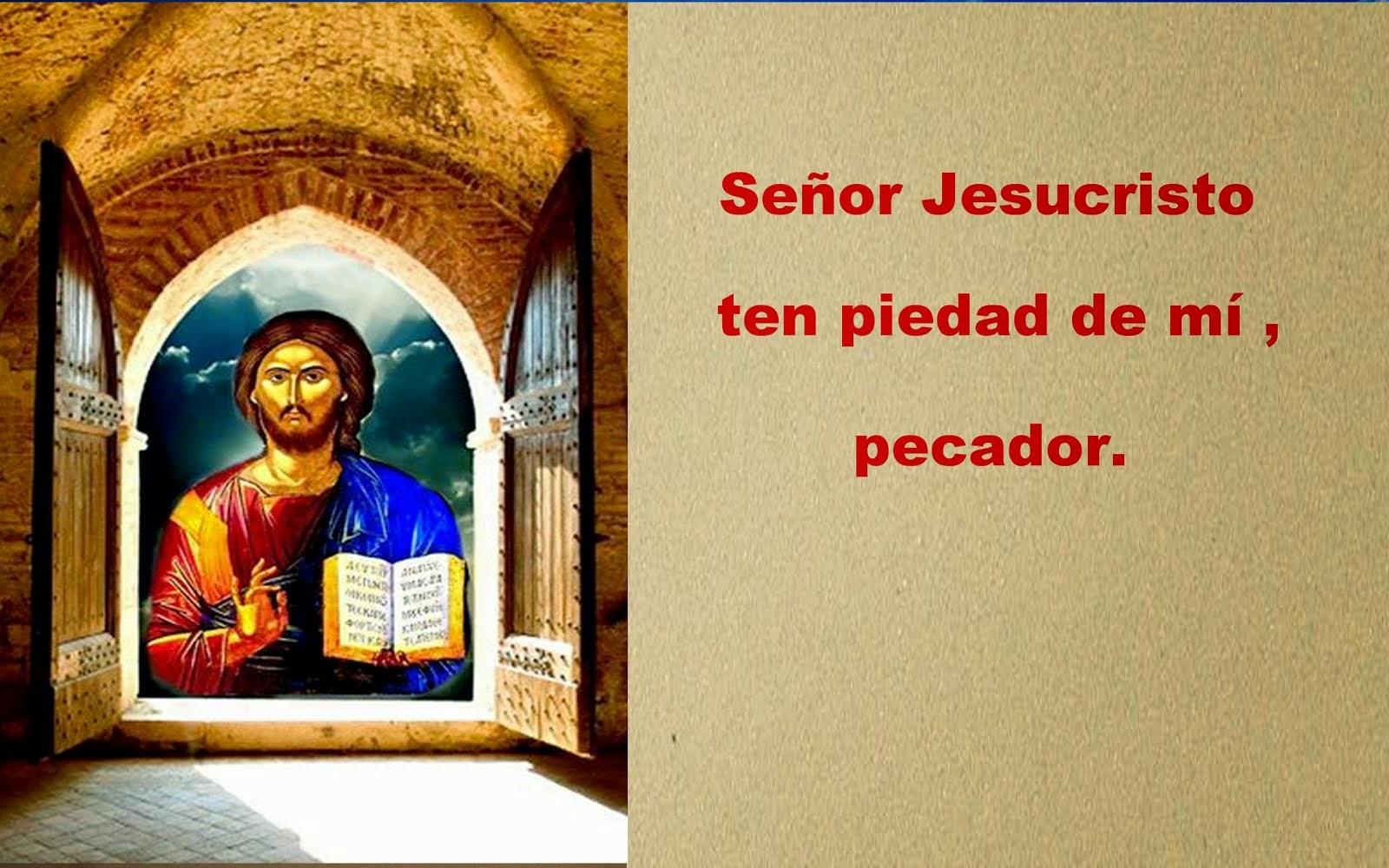 Jesús Oración
