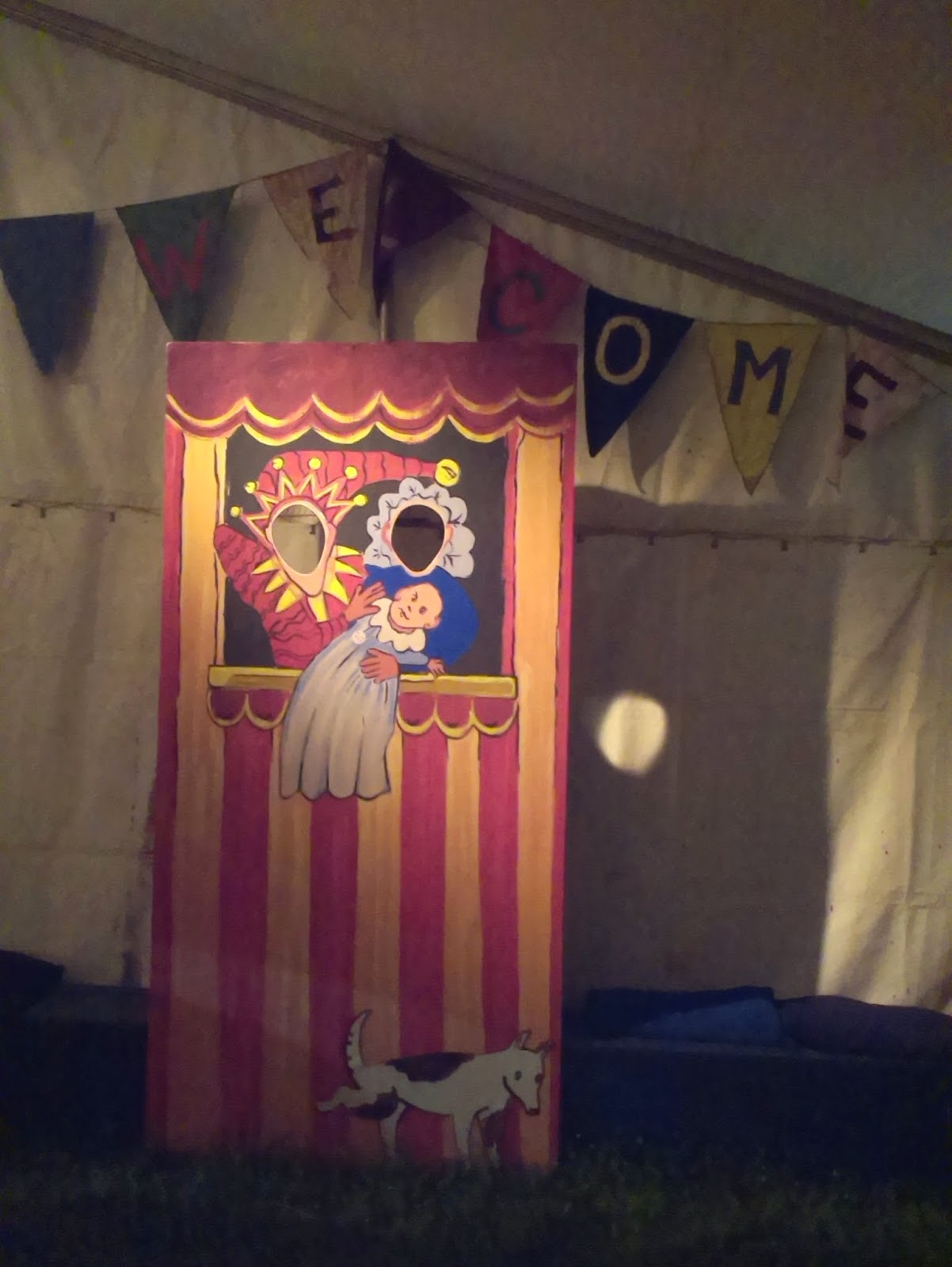 Kneehigh Asylum Punch and Judy