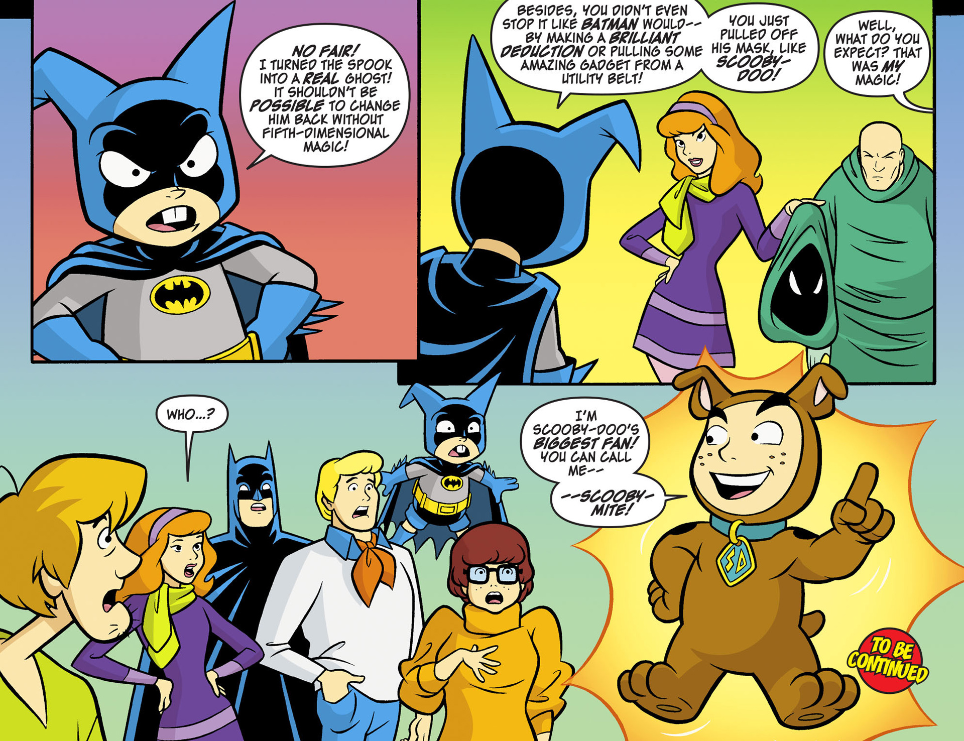 Read online Scooby-Doo! Team-Up comic -  Issue #5 - 22