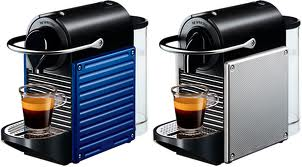4 machines Pixie Nespresso
