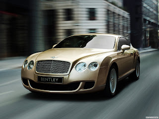 Bentley Continental GT Wallpaper