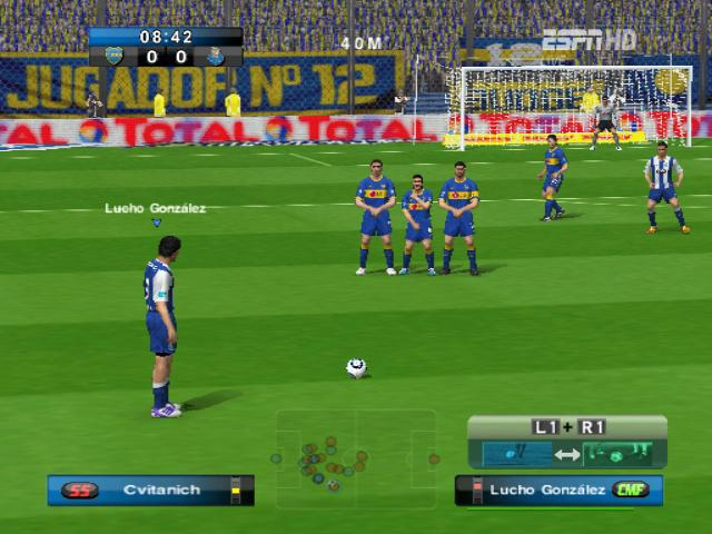 Update Player PES 6 Winter 2012 Shollym Patch Version