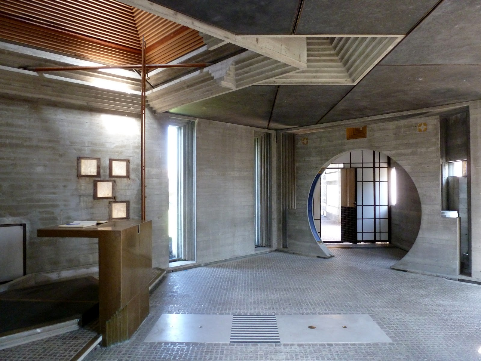 Urban architecture now getting to carlo scarpa 39 s brion vega - Carlo scarpa architecture and design ...