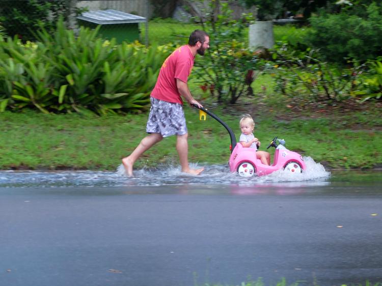 Florida Rain Storms