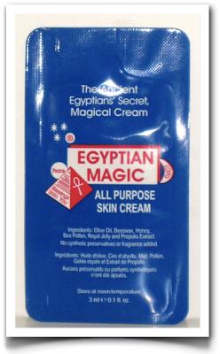 Egyptian Magic: Skin Cream Review