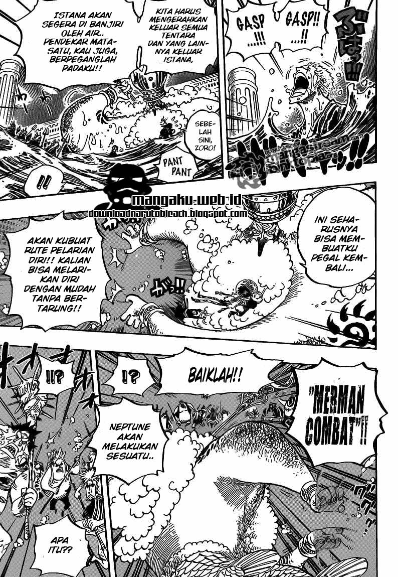 03 One Piece 619   Hutan Laut