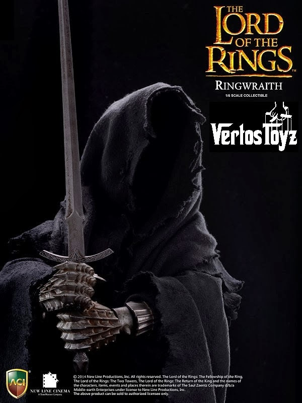 Pre Order ACI 1/6 scale The Lord of the Rings - Ringwraith AM001