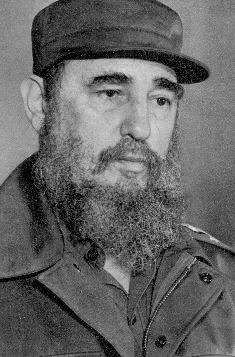 I Was Here.: Fidel Castro