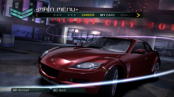 Download Game PC Ringan Need for Speed ​​Carbon
